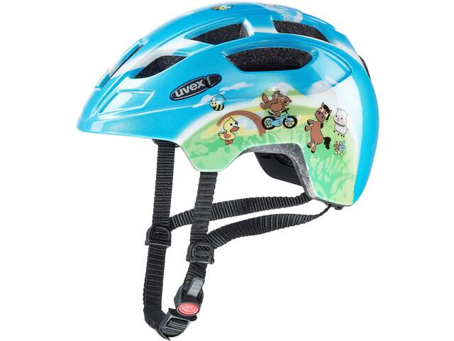 UVEX Finale Helmet LED Kids farmer